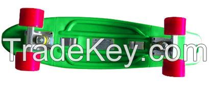 Folding pennyboard - Green