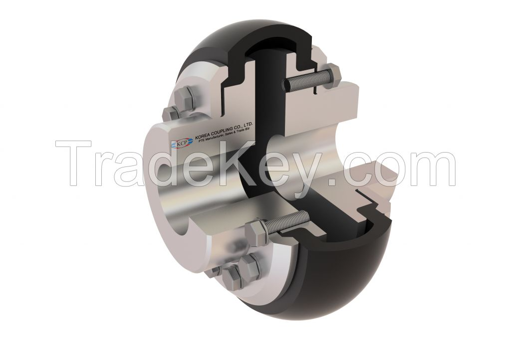 KCP Tire coupling