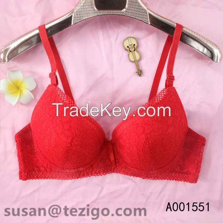 Front Open Comfortable Seamless bra