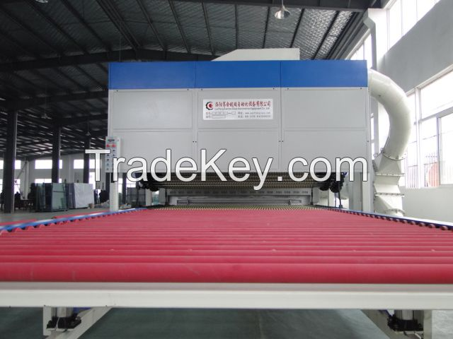 Easttec glass tempering furnace