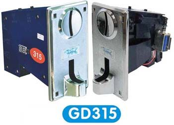 [GD]315 toy water dispenser multi coin acceptor validator