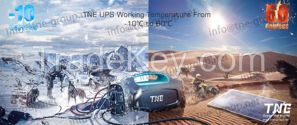 TNE Best Multifunction Emergency Battery Portable Charger Jump Starter Waterproof Power Banks UPS