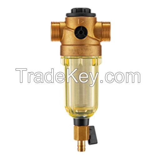 Household water pre-filters, best bathroom faucet filters, brass strainer pre-filter output: 3T per hour