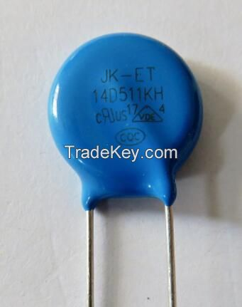 Ceramic resistors, Metal Oxide Varistor, UL, CE, CQC, CUL approved high energy varistor