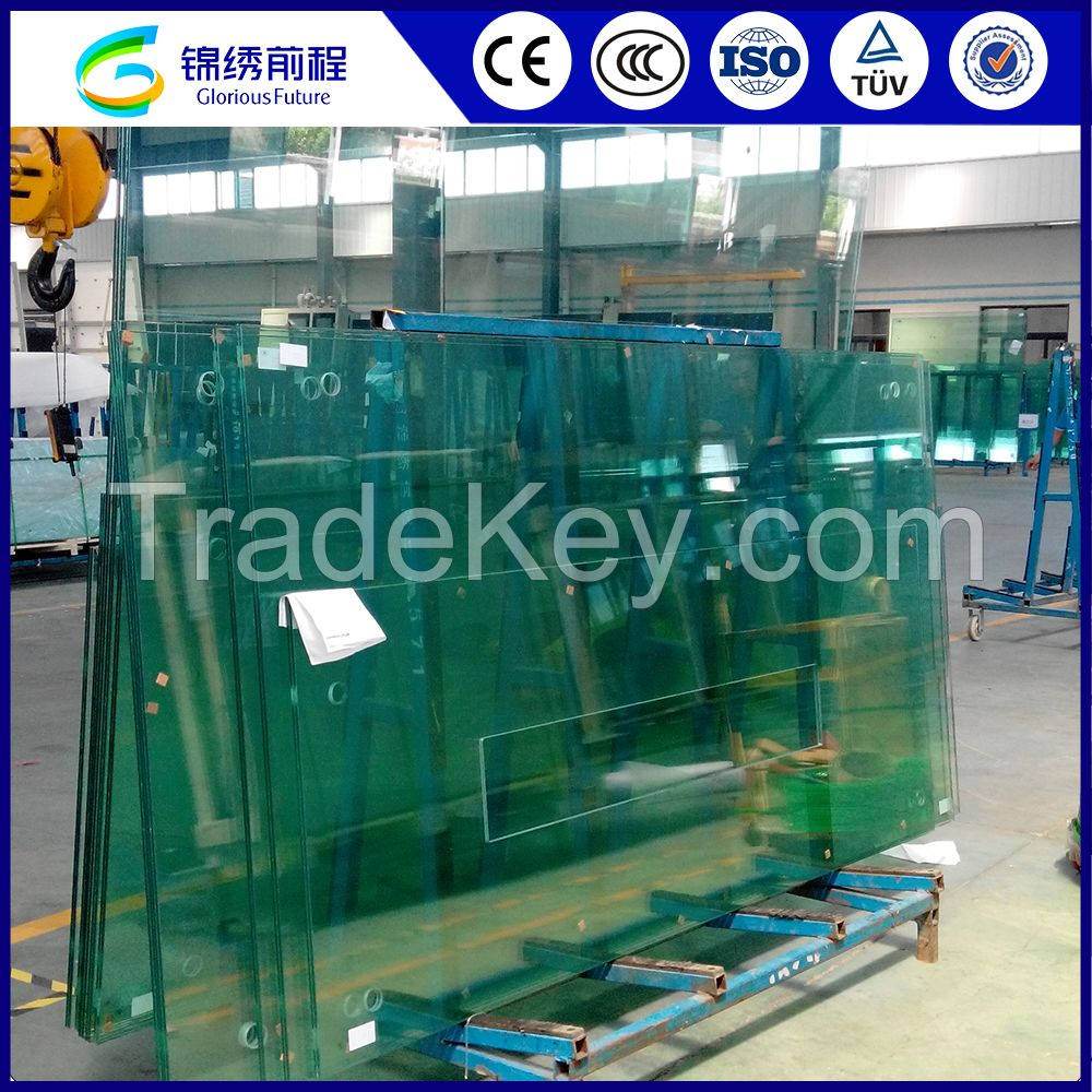 8mm Tempered  Glass