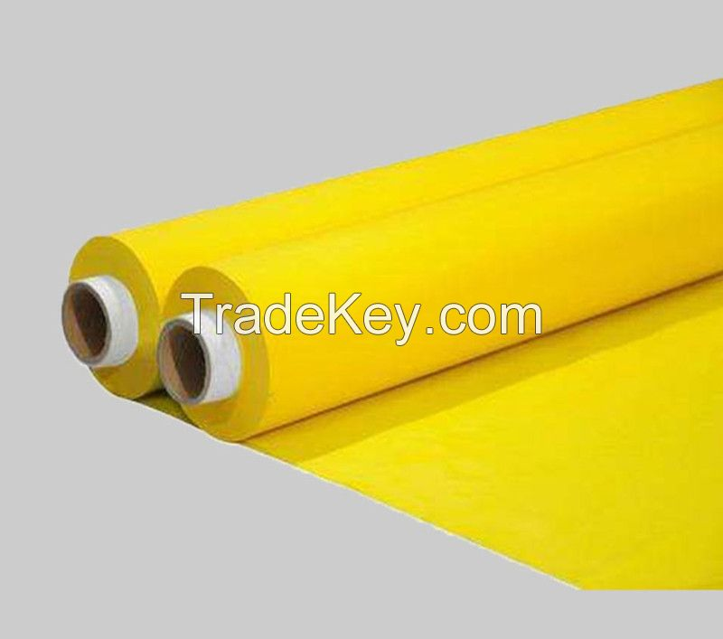 Silkscreen roller polyester thermal screen printing 156 mesh