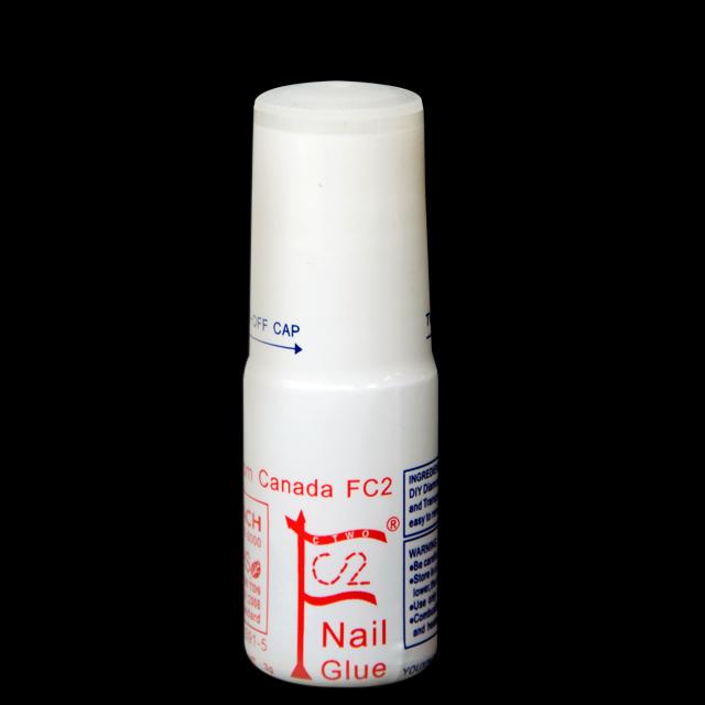 3gHQ free clear nail glue below 200ppm
