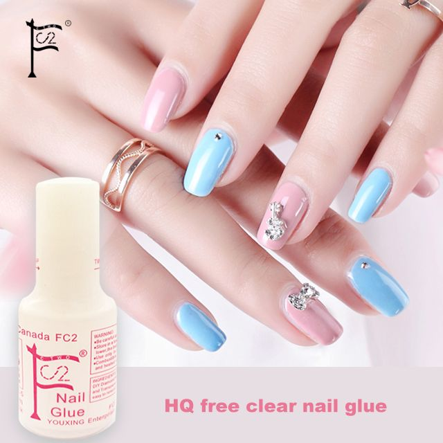 5g HQ free below 50ppm clear nail glue