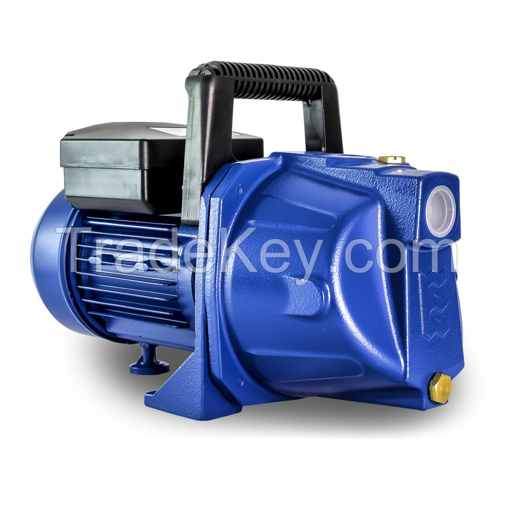 Garden jet pumps for clean water