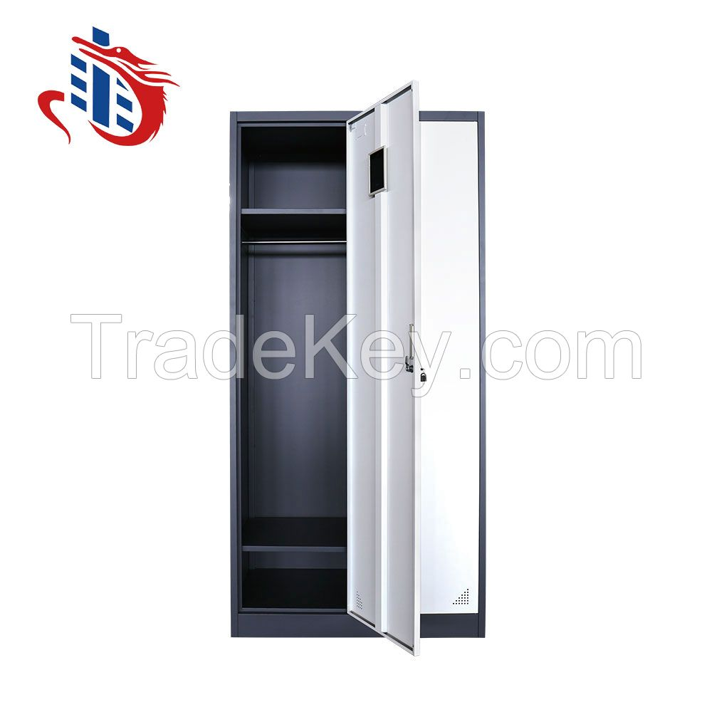 High quality 2 swing door filing cabinet made in china