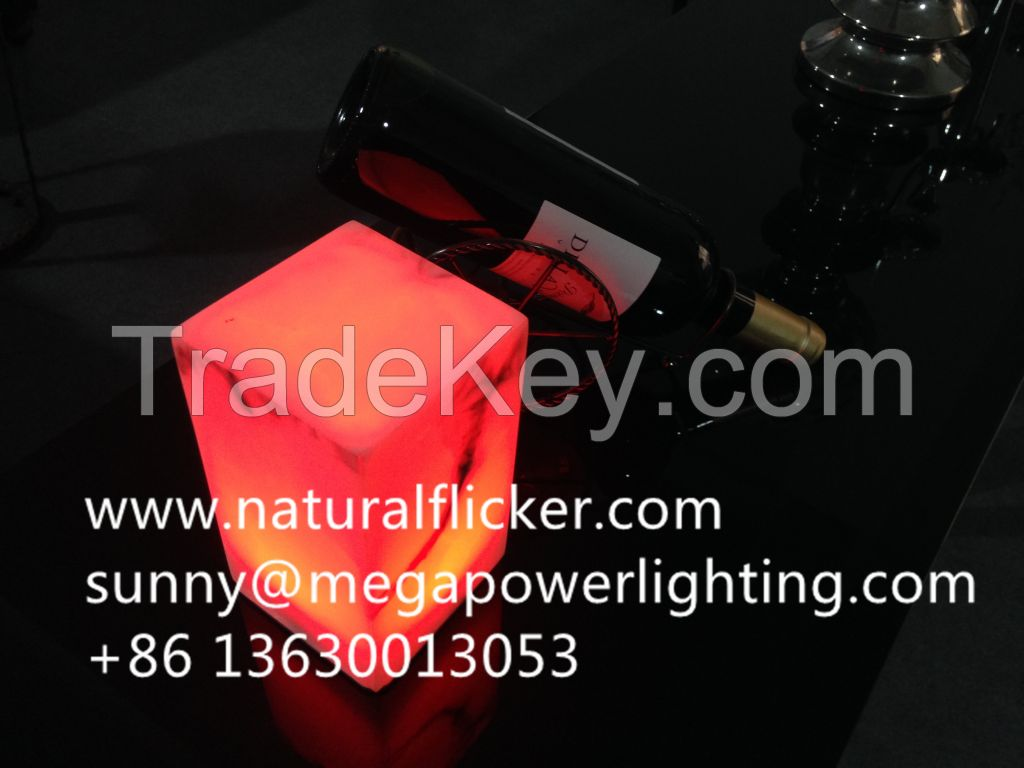 RGBW Rechargeable Led Table Lamp With Remote Control