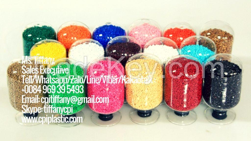 Color Masterbatch, LLDPE Pigment 20-35