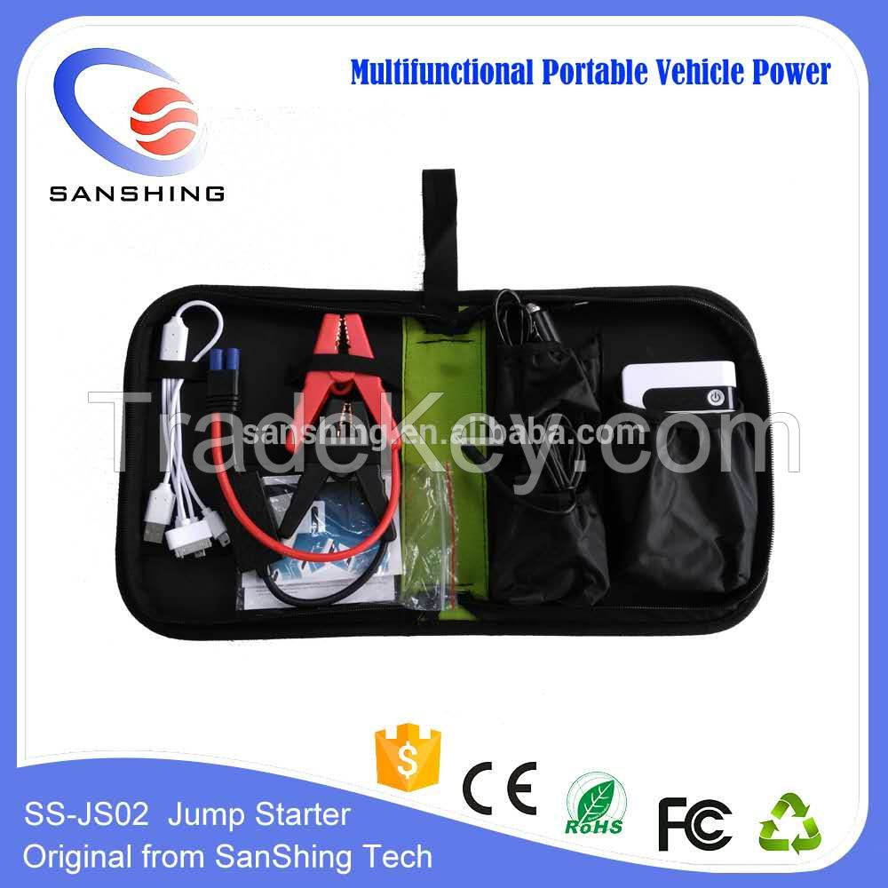 professinal supply 12000ma  jump starter power bank