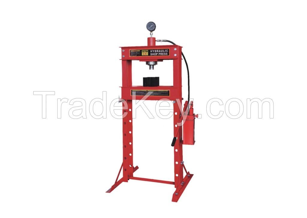 Yipeng Car Transmission Jack 30 Ton Shop Press