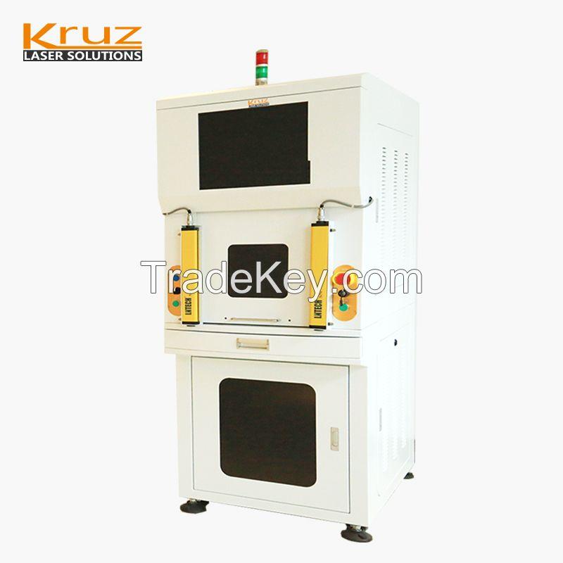 20W Metal Fiber Laser Marking Machine