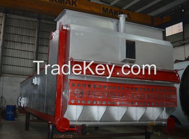 Front Furnace Stoker Boiler