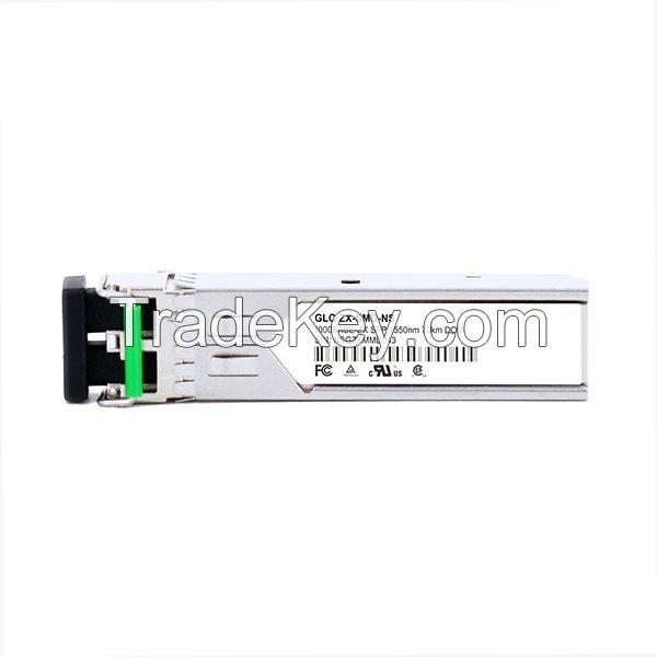 GLC-ZX-SMD 1000BASE-ZX SFP 1550nm 80km transceiver