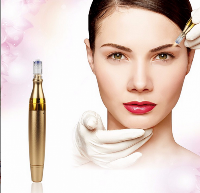 New tattoo permanent makeup machine derma tattoo makeup Pen for home use