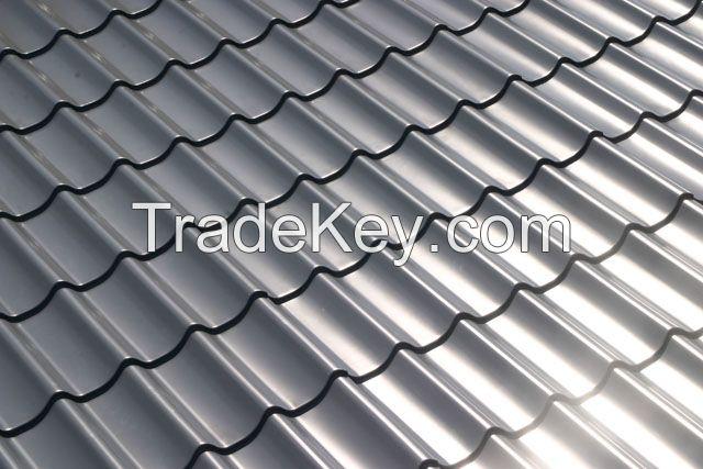 metal tile panels