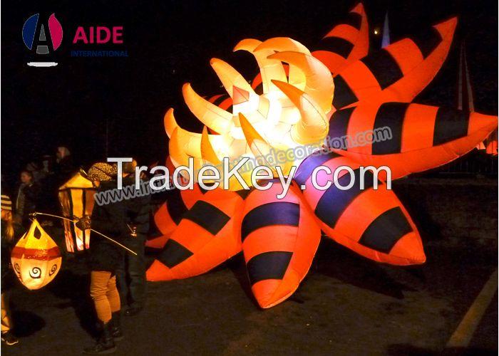 new inflatable animal model,giant inflatable cartoon model,inflatable Panada model