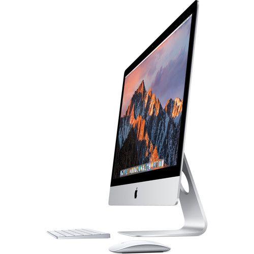 All In One Desktop Computer Apple iMac with Retina 5K display - 27inch Power supply - Core i5 3.4 GHz - 8 GB RAM - 1TB Hybrid Drive - AMD Radeon Pro 570