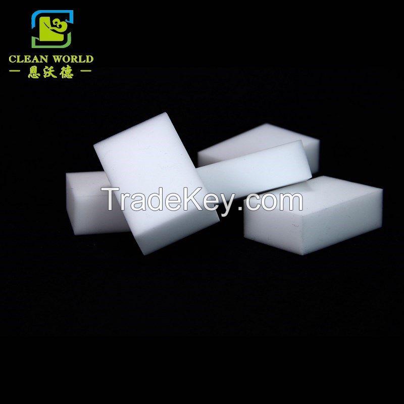 White magic nano sponge melamine eraser sponge cleaning eraser foam for 2017