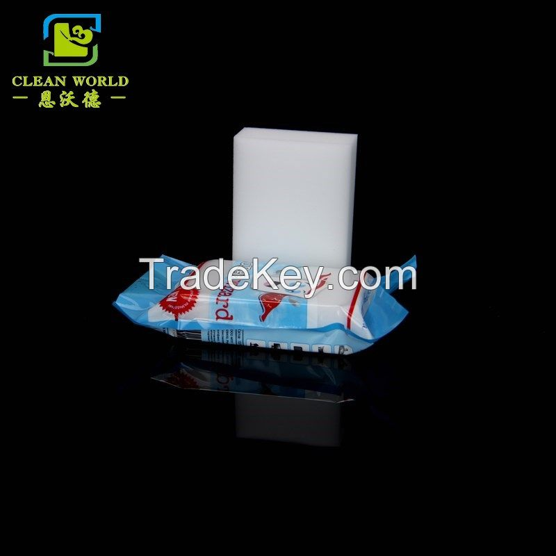 Super Cleaning Eraser Compressed Durable White Sponge