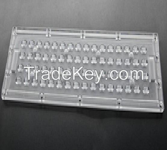 high power led lenses for 200w industial lights GSH16154