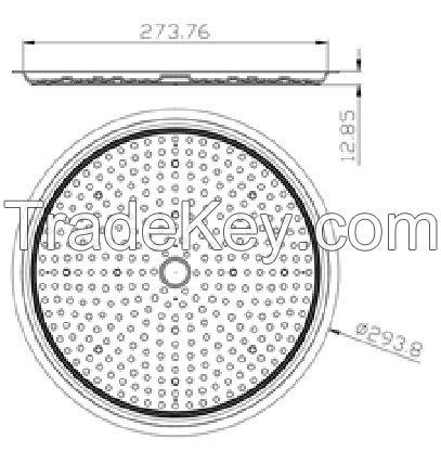 high power LED 200w industrial light lens