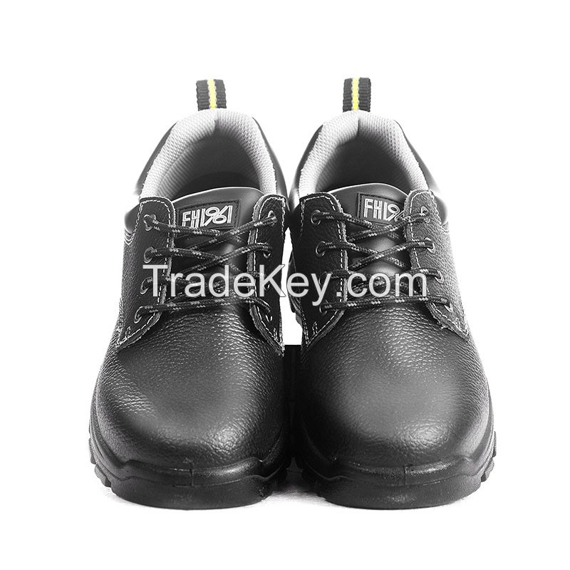 PU Sole steel toe safety shoes/PU cheap safety shoes For Factory/fly k