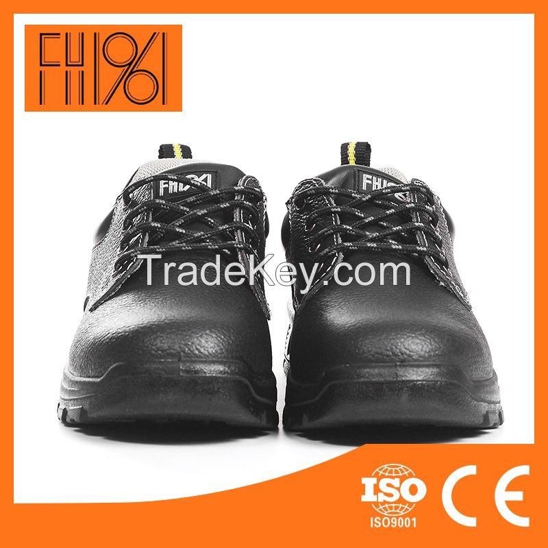 high heel steel toe safety shoes