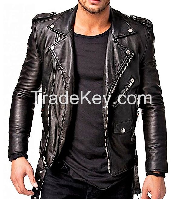 Leather Jackets and Accessories
