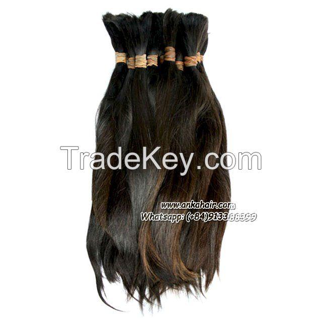 Super double drawn silky straight hair, 100% top quality virgin hair, Vietnam hair