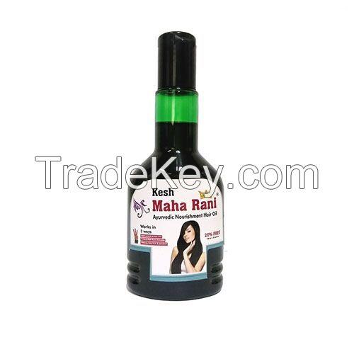 Ethix Kesh Maha Rani Ayurvedic nourishment Hair Oil