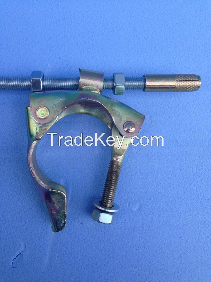 SCAFFOLDING CLAMP WITH T IRON