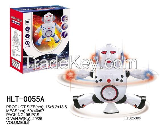 fun little goose dancing robot