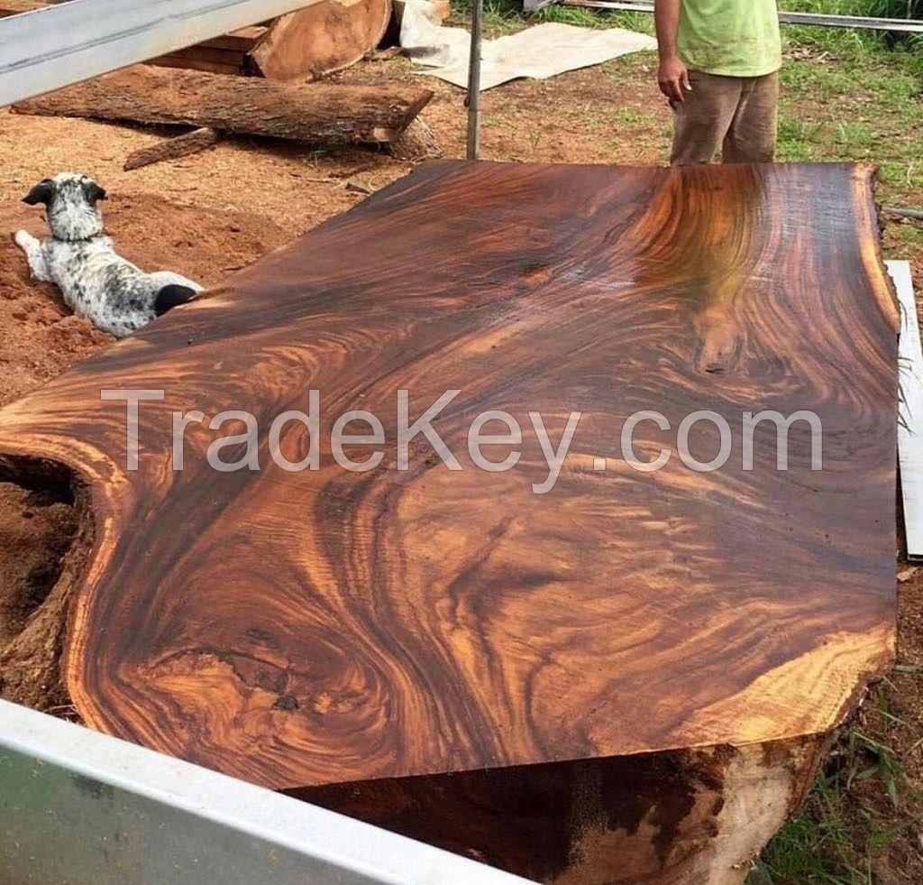 suar wood table top