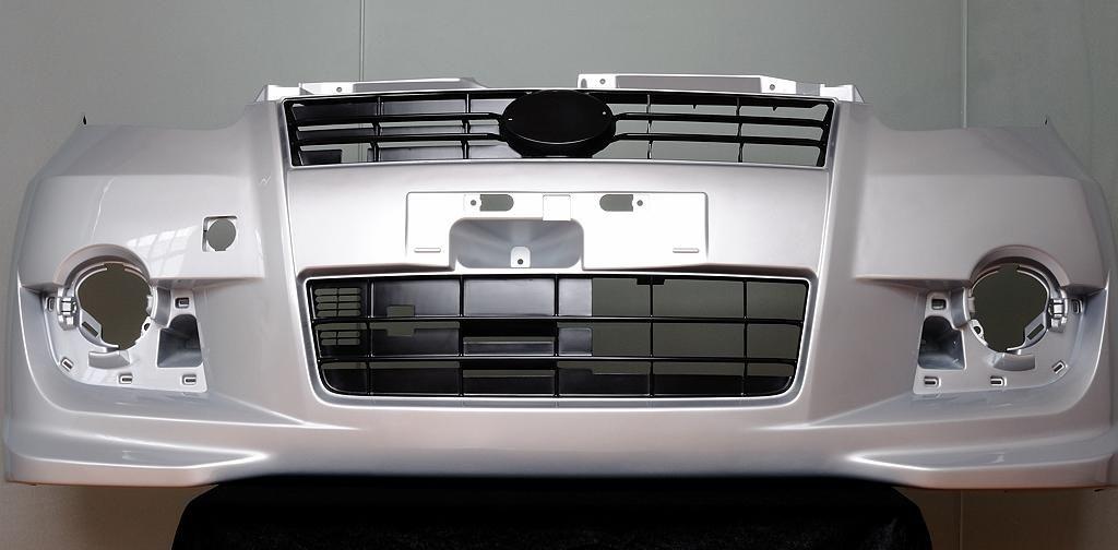 Car bumpers mold