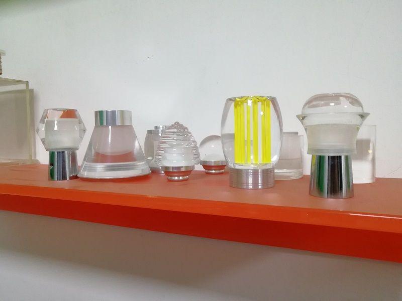 Acrylic art products.