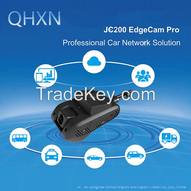 QHXN JC200 Best GPS Dash Tracking night vision car camera