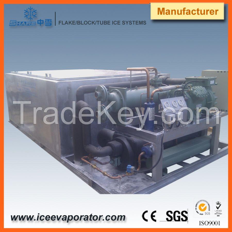 Premium block ice machine, ice blocks machine, ice cubes maker, refrigeration equipment