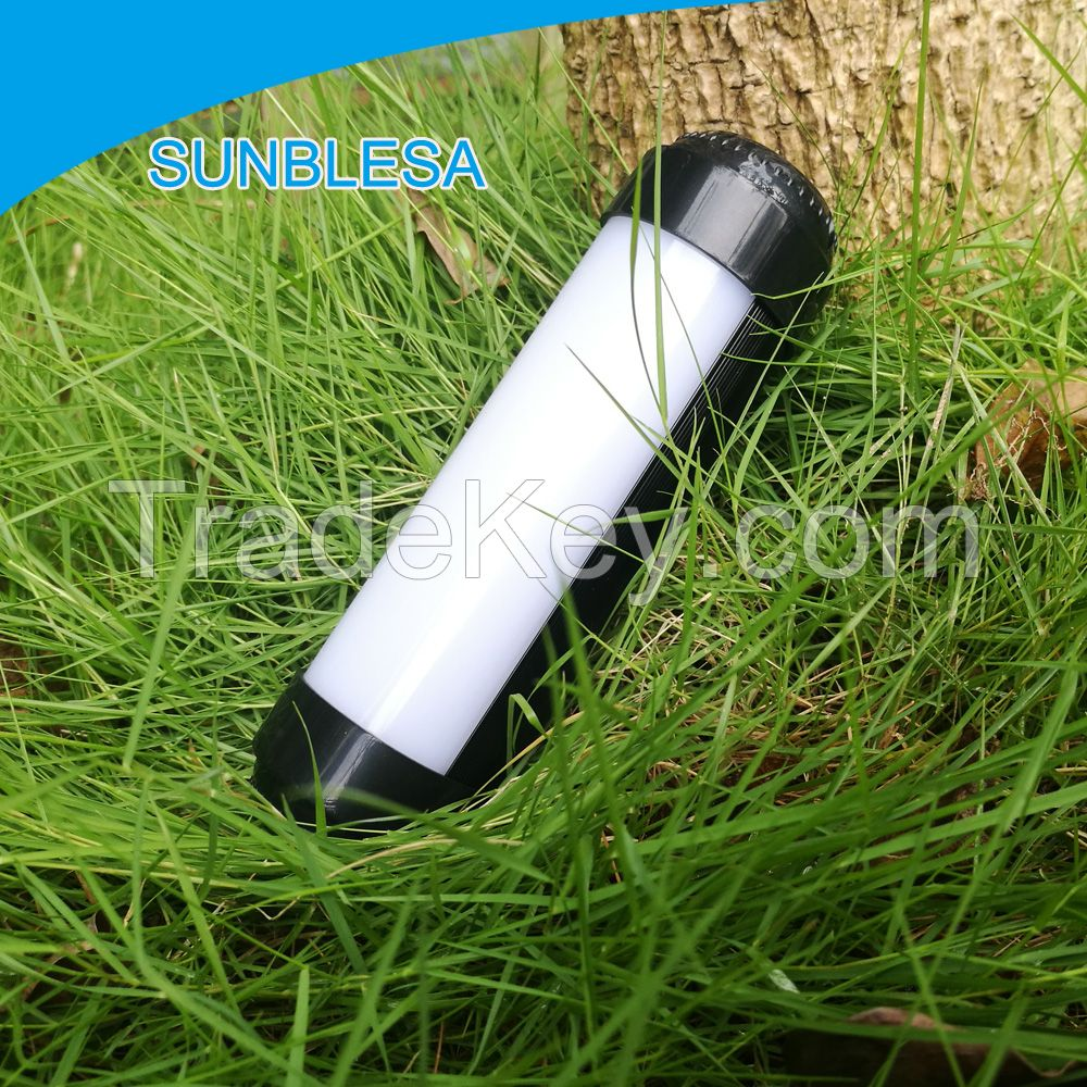 Sunblesa LED Light Powerbank Flashlight Magnet Outdoor Camping Use