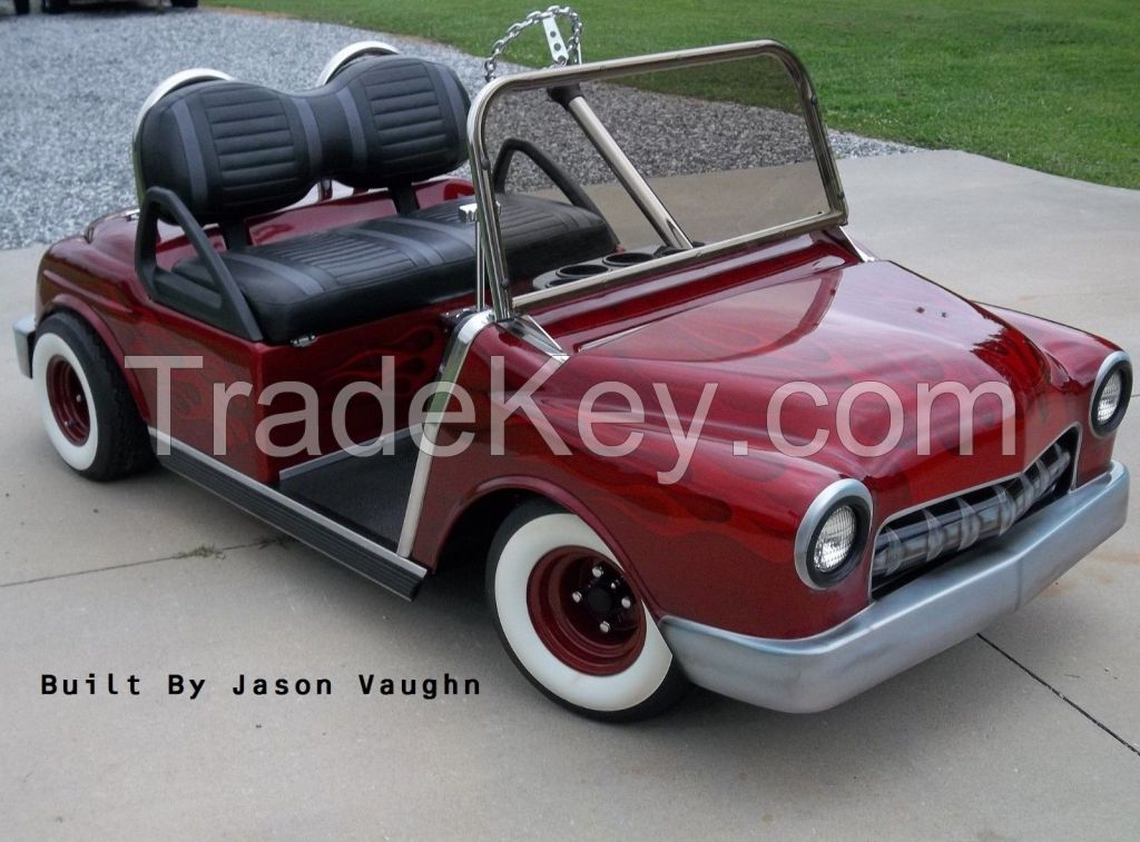 CUSTOM GOLF CART BODY FRONT AND REAR