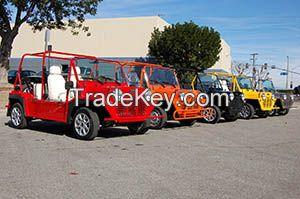 2017 acg Mini Moke Golf Cart lsv street legal car jeep convertible beach buggy