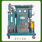 Series LYE Engine Oil Regeneration/Oil Recycling/Oil Purifier Plant