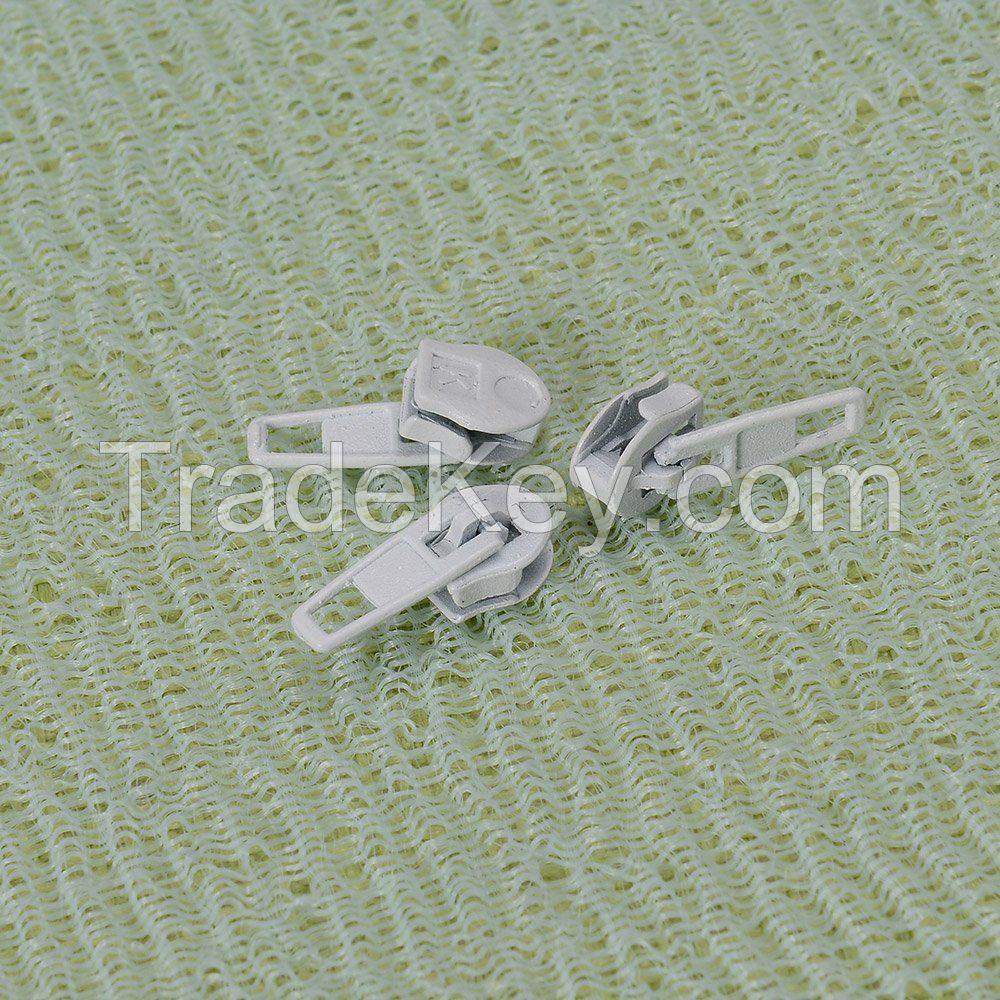 Zipper sliders non-lock, auto, semi, pin, etc, ...
