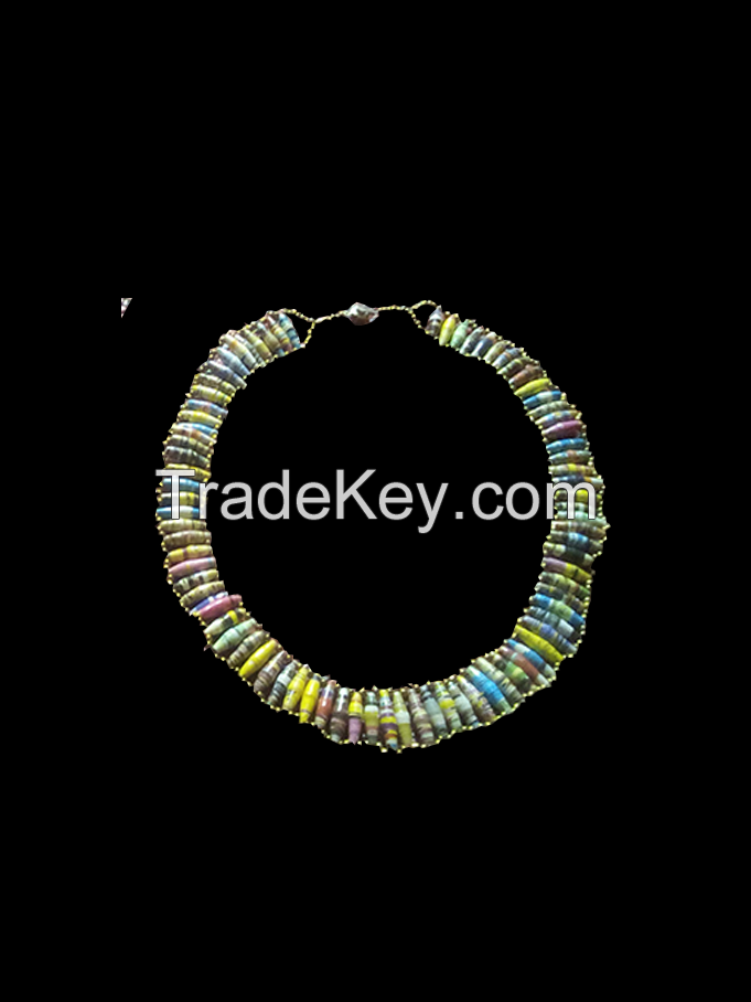 African Handcrafted Necklaces