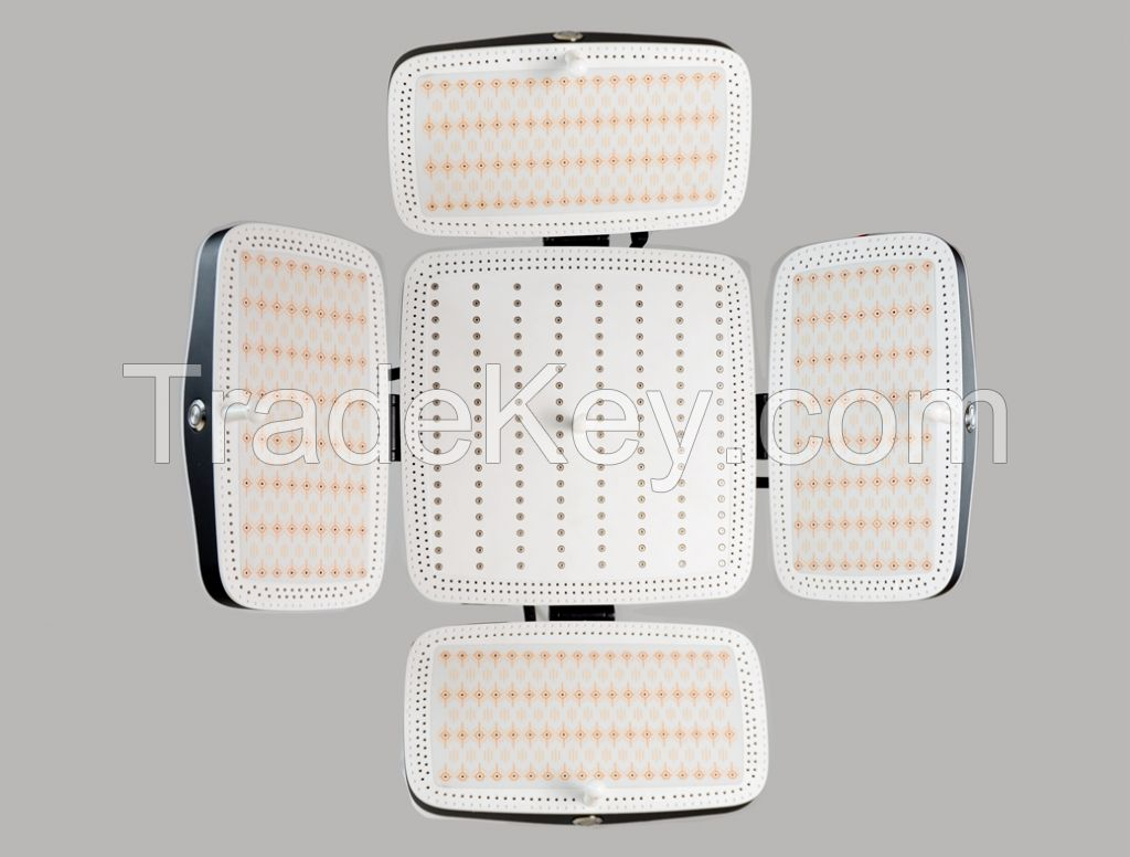 LLLT 650nm low level laser therapy hair regrowth system for treatment of androgenetic alopecia aga hair loss