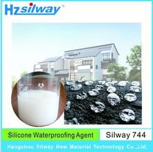 Waterproofing Agent Silane Siloxane Emulsion Concrete Spray Adjuvant for Building