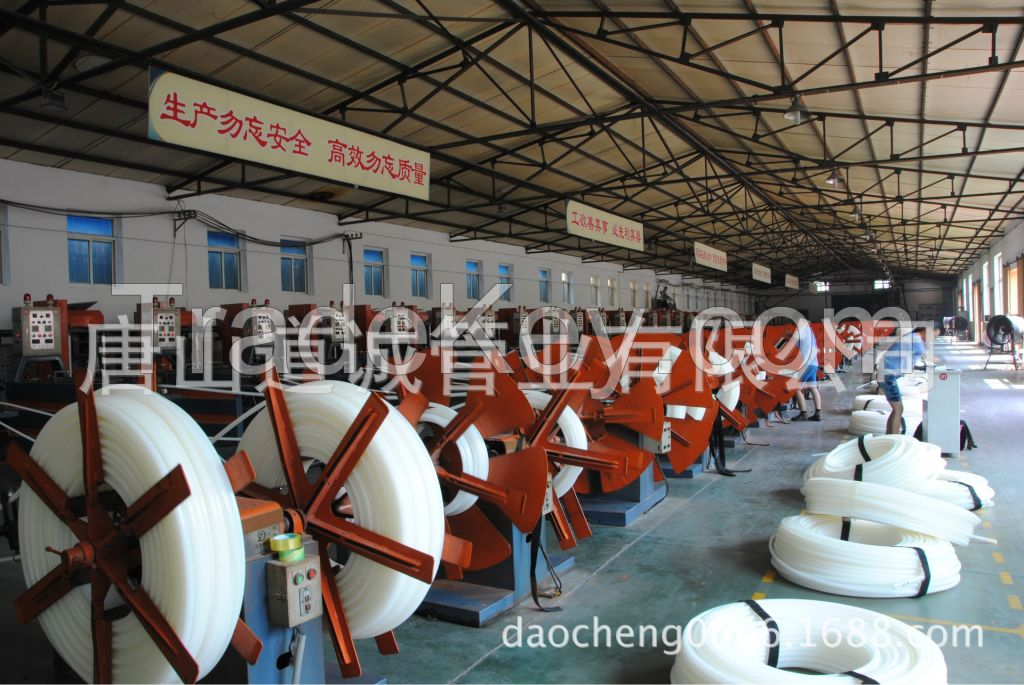 DaoChheng radiant floor heating pipes,pex pipes,pe-rt pipes.